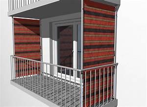 Balkon Sichtschutz Design Nr 1300 Braun Terra