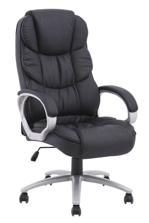 high back leather office chair executive office desk task