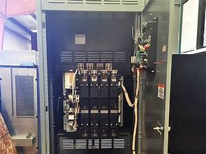 Used Kohler 1200a Gm19133 Ats Automatic Transfer Switch   4939