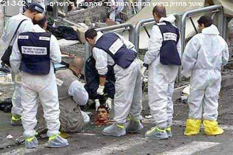 Warning Extremely Graphic War Images Tonyrogers Palestinian Bomber Residue