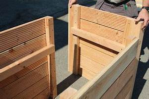 Erhöhte Terrasse Bauen : ein hochbeet aus terrassendielen projekte mach mal hochbeet pinterest garden ~ Orissabook.com Haus und Dekorationen