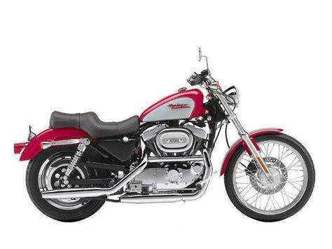 Harley Davidson 1200 Sportster Custom Specs