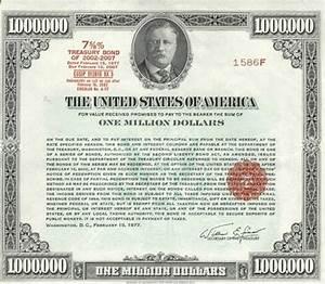 Treasury Bond - Financial Portfolio WG