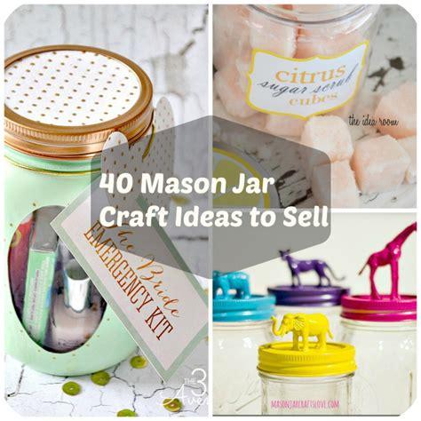 mason jar crafts ideas   sell