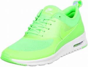Nike Air Max Thea W shoes neon green
