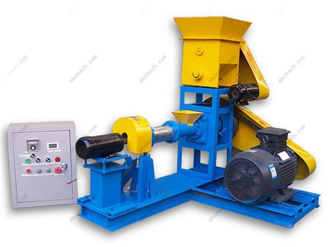 expanded floating fish feed extruder machine  sale