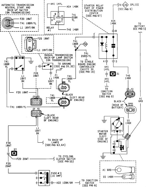 [1992 Dodge Dakota Service Manual On A Relays] - Faq