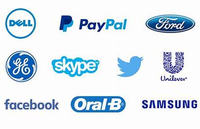 Logos Brands Colors Spectrum Psychology Marketing Often