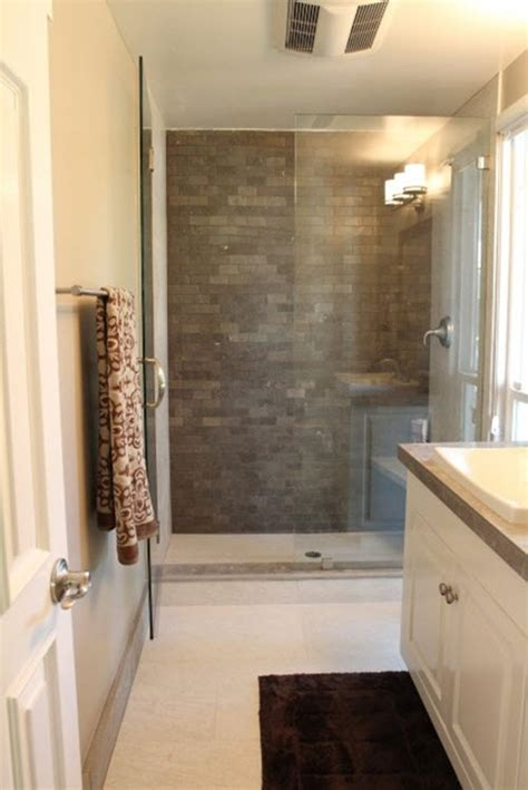 Bathroom Ideas Brown Tile by 35 Grey Brown Bathroom Tiles Ideas And Pictures