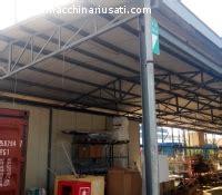 capannone smontabile capannone usato annunci vendita usato