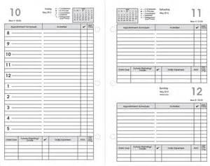 Printable Daily Planner Calendar