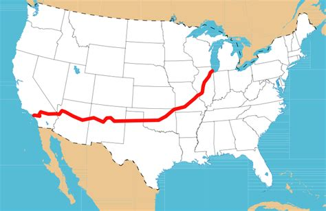 route  mother  american roads