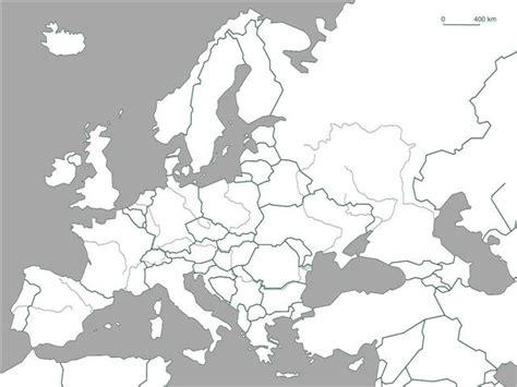 Carte De Fleuves Et Montagnes Vierge by Carte Europe Vierge Avec Fleuves Et Montagnes Casamagenta