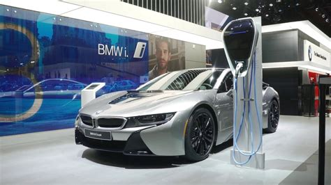 2019 Bmw I8 Coupe To Make World Debuts At North American
