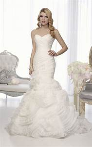 free shipping simple design wedding dresses babyonline With ruched mermaid wedding dress