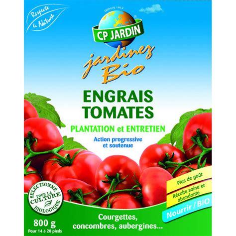 engrais tomate 800 g pour la culture biologique par jardin et saisons