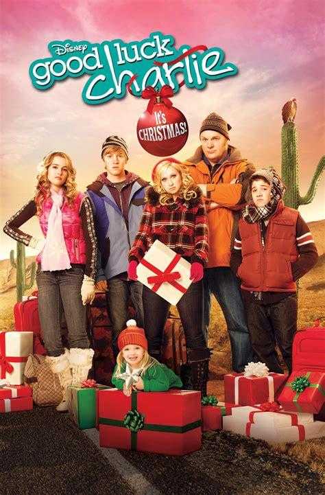 Good Luck Charlie, It's Christmas!  Disney Channel