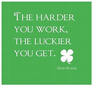 35+ St Patricks Day Quotes - A Good Friend is Like A 4 ...