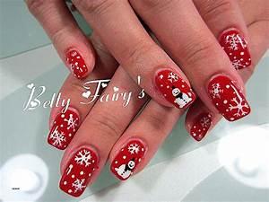 Modele Ongle Gel : modele ongle deco rouge ~ Louise-bijoux.com Idées de Décoration