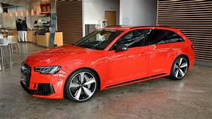 Audi Rs 4 : b9 audi rs4 avant revealed in frankfurt ~ Melissatoandfro.com Idées de Décoration