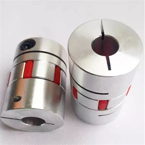 pcs cnc motor jaw shaft coupler flexible spider plum coupling   mm mm mm mm mm