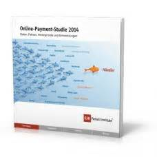 Offene Rechnung Online Payment : online payment studie 2014 zahlarten im e commerce ~ Themetempest.com Abrechnung