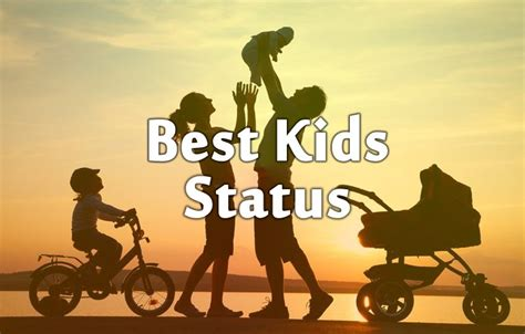 kids status messages short child quotes  whatsapp facebook