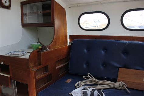 Interior Boat Paint by Simple Sailing Low Cost Cruising Paint For Boat Cabin