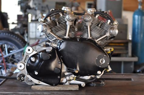 Motorcycle Engine Production