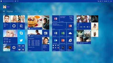 organisation bureau windows windows 10 un 233 cran de d 233 marrage pens 233 pour les pcistes
