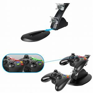 PDP Microsoft Energizer 360 Controller Charger Xbox 360
