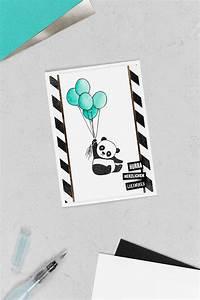 Eine Speise Mit Einem Ländernamen 94 : eine geburtstagskarte mit einem panda und luftballons welche sowohl mit dem sale a bration ~ Buech-reservation.com Haus und Dekorationen