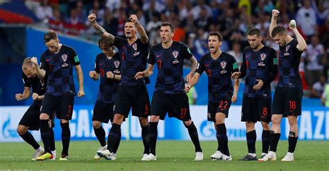 Croatia World Cup Pursuit Inspired The Past