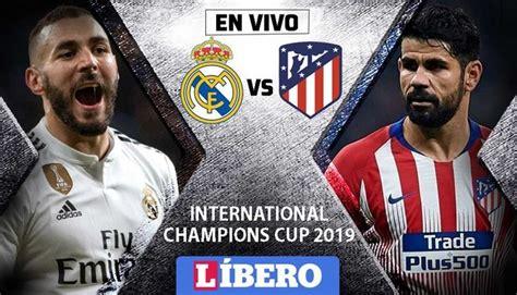 Real Madrid Hoy Transmision