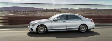 2019 Mercedesbenz Sclass S560e Hybrid Sedan Release Date