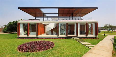 open kitchen house plans spiral staircase inhabitat green design innovation