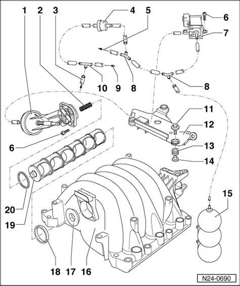 skoda workshop manuals gt superb gt power unit gt 2 8 140