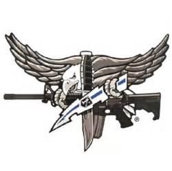 Swat Team Eagle Logo