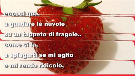 Tappeto Di Fragole by Tappeto Di Fragole Letra Idee Per La Casa