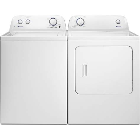 NTW4655EW   Amana 3.5 cu. ft. Top Load Washer   White