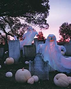Halloween, Ghost, Decorations