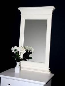 Spiegel Weiß Holzrahmen : massivholz spiegel mit holzrahmen flur wandspiegel rahmen holz pinie antik wei ebay ~ Indierocktalk.com Haus und Dekorationen