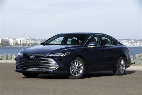 2019 Toyota Avalon by Drive 2019 Toyota Avalon Thedetroitbureau