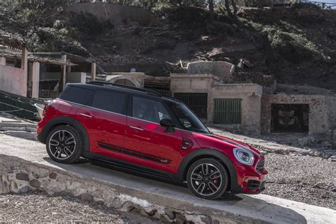 2017 Mini Jcw by 2017 Mini Cooper Works Countryman Pricing And