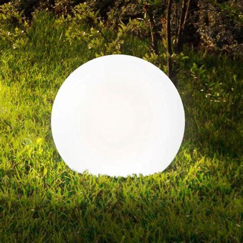 kugelleuchte garten 60 cm licht trend aussen kugelleuchte 187 bolla xl garten 216 60cm in weiss 171 kaufen otto