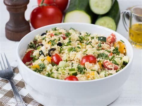 cuisine rapide facile taboulé aux légumes recette facile et rapide la cuisine d 39 adeline