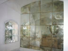 antiqued mirror glasshouse products restaurant