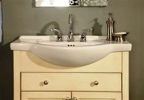 Narrow Bathroom Vanities by Narrow Bathroom Vanities Makeup Top Bathroom