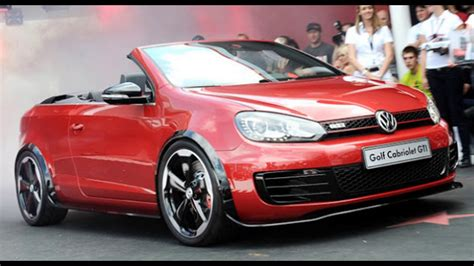 volkswagen  polo gti cabrio youtube