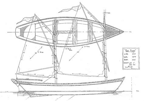 Dory Boat Drawing by Get 12 Dory Plans Des
